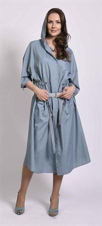 Платье-пыльник - фото 10122