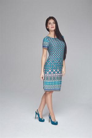 Платье - фото 4893