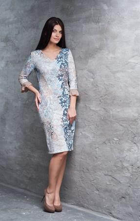 Платье - фото 4956