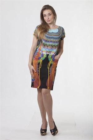 Платье - фото 5210
