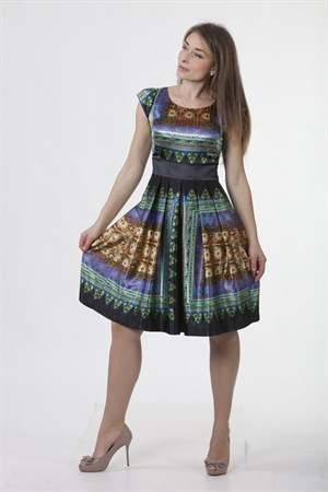 Платье - фото 5228