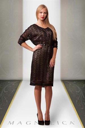 Платье - фото 5585