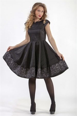 Платье - фото 5647