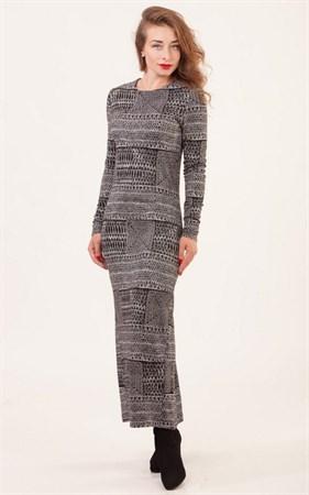 Платье - фото 5674
