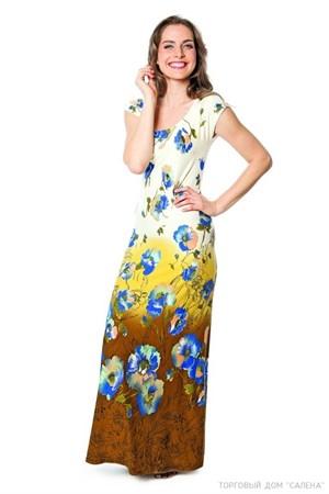 Платье - фото 5737