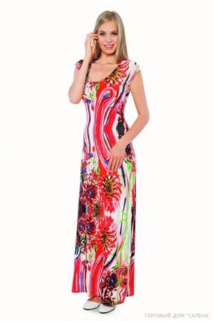 Платье - фото 5738