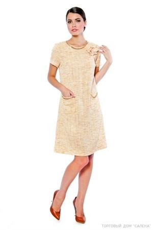 Платье - фото 5743