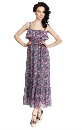 Платье - фото 5784