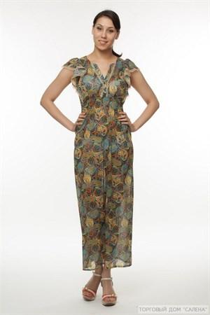 Платье - фото 5820