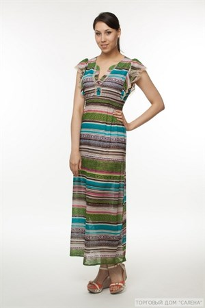 Платье - фото 5822