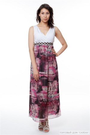 Платье - фото 5832