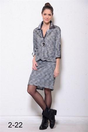 Платье - фото 6813