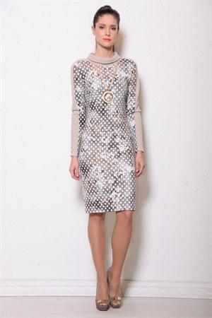 Платье - фото 6975