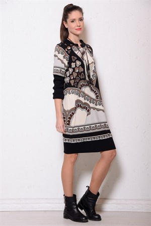 Платье - фото 6979