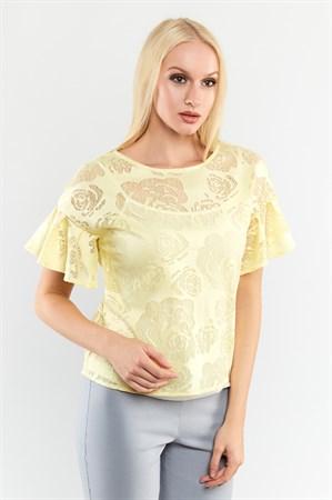 Блуза - фото 7122