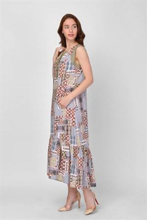 Платье - фото 7424