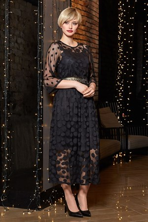 Платье - фото 8057