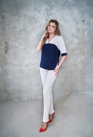 Блуза - фото 8475