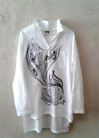 Рубашка - фото 8546