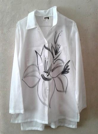 Рубашка - фото 8548