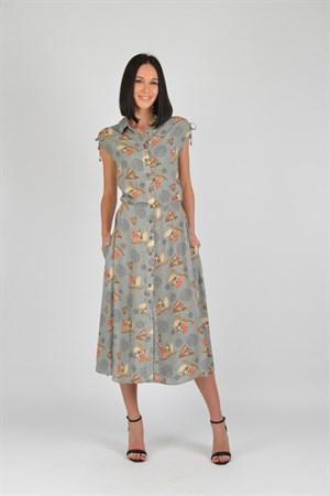 Платье - фото 8598