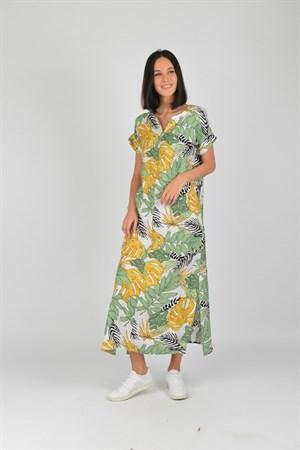 Платье - фото 8602