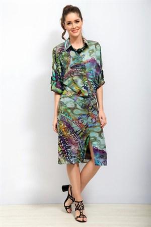 Платье - фото 8660