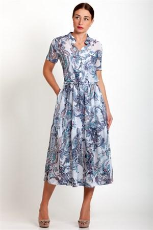 Платье - фото 8681
