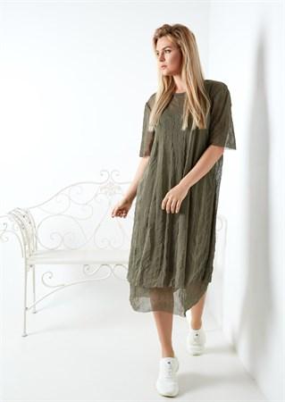 Платье - фото 9516