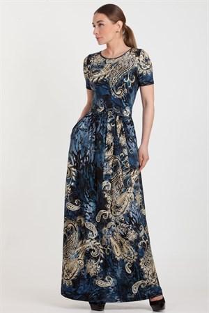 Платье - фото 9908